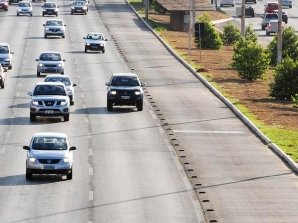 CLDF promulga liberação da faixa exclusiva e micro-ônibus em condomínios - Foto: G1