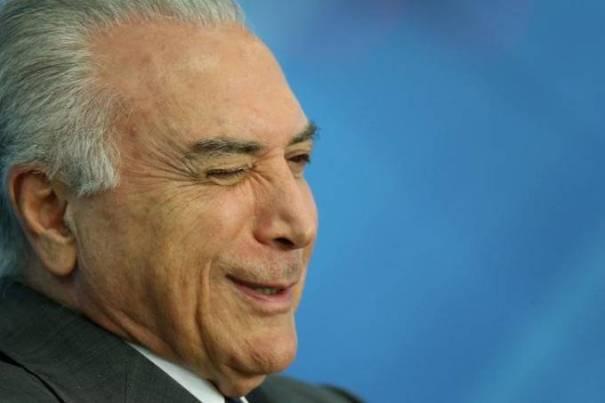 Temer cancela licitação na qual solicitava 42 quilos de Nutella para aviões presidenciais em 2017 (Adriano Machado/Reuters)