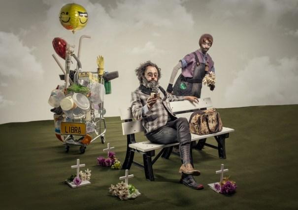 """Espetáculo """"{Entre} Cravos & Lírios"""" se apresenta de 03 a 05 de fevereiro na Caixa Cultural Brasília"""