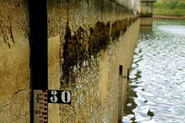Racionamento de água no DF começa segunda (16/01) - Foto: Correioweb