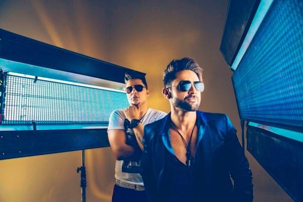 Wilian e Marlon se apresentam no Dallas Bar na sexta-feira (08/09) - Foto: Divulgação