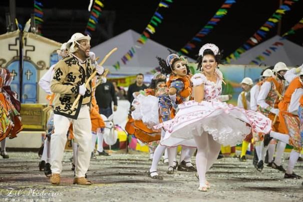 Si Bobiá a Gente Pimpa estarão presentes na festa junina do Arraiá de Águas Claras