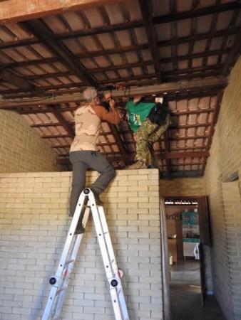 Pisco de Luz: projeto de energia solar já beneficia 57 famílias quilombolas - Foto: Fabiana Conte