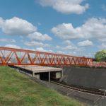 Passarela facilitará acesso à Estação Estrada Parque do Metrô