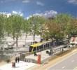 Semob apresenta estudo de viabilidade do VLT na Avenida W3
