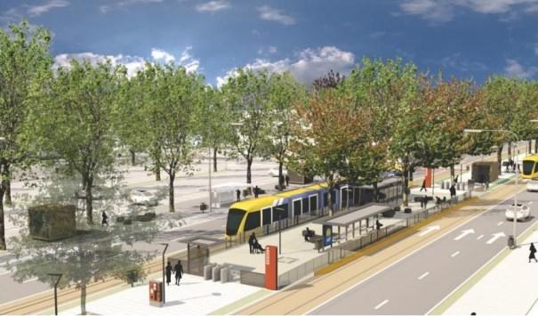 Semob apresenta estudo de viabilidade do VLT na Avenida W3 - Foto: Agência Brasília/GDF