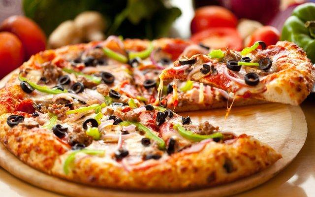 Pizza Grega?