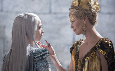 The Hunter and the Ice Queen