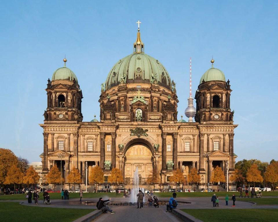 Catedral de Berlín (Berliner Dom) - Guia de Alemania