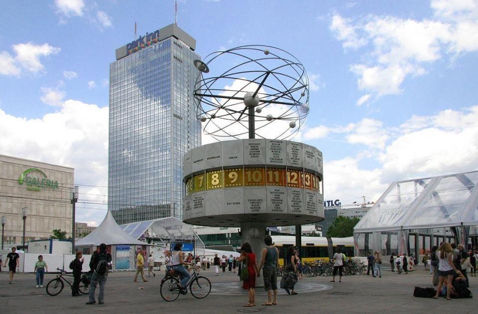 Alexanderplatz (Berlín) - Guia de Alemania