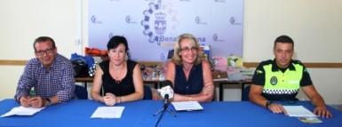 La alcaldesa de Benalmádena, Paloma García Gálvez, ha destacado los resultados obtenidos en la campaña policial contra esta práctica delictiva desarrollada durante la temporada estival.