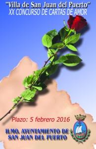Concurso de Cartas de Amor San juan puerto