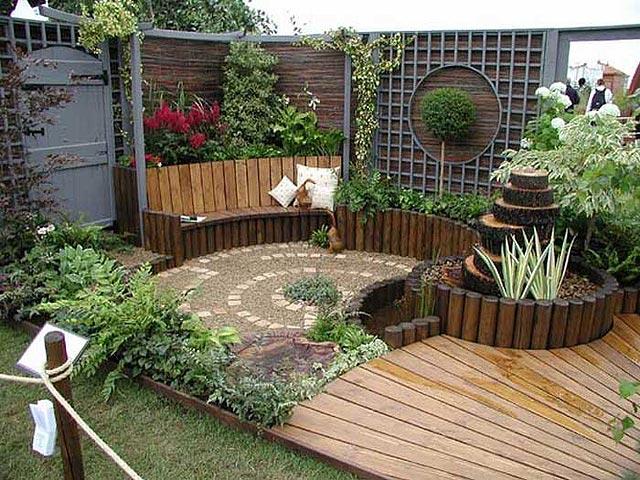 Idee per giardini di piccole dimensioni guida giardino