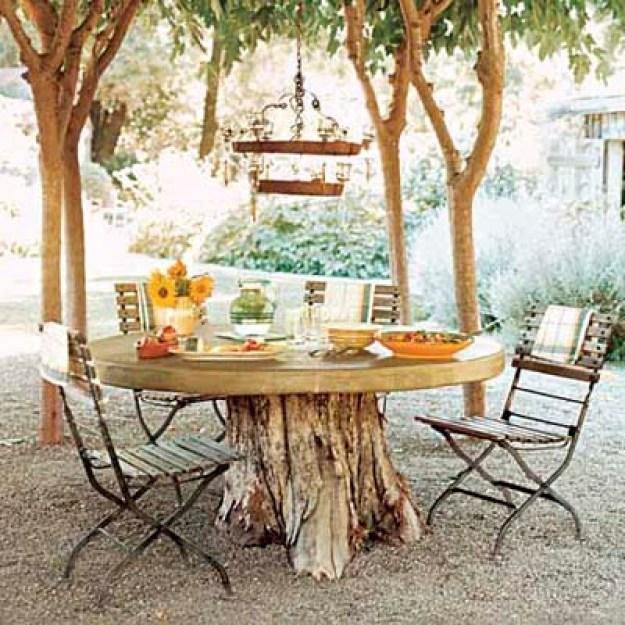 Come Realizzare Un Tavolo Da Giardino.6 Idee Fai Da Te Per Realizzare Mobili Da Giardino Guida Giardino