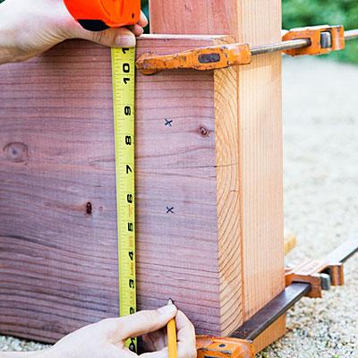 Come costruire un letto rialzato