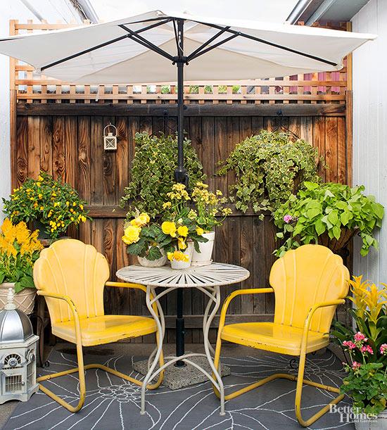 10 idee per creare una zona d ombra in giardino guida for Costo di aggiungere un portico di fronte a una casa