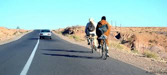 África se recorre en bicicleta