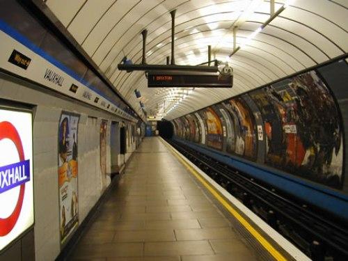 El Metro de Londres - metro_