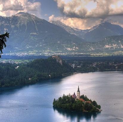 La isla del Lago Bled que querrás visitar