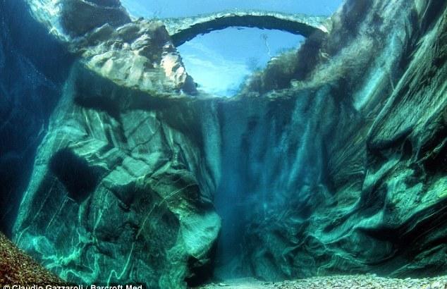 El río más limpio del mundo