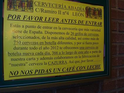 La cervecería con más variedad en España