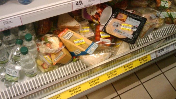 Truco para comer más barato en Reino Unido