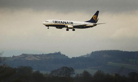 La semana de Ryanair