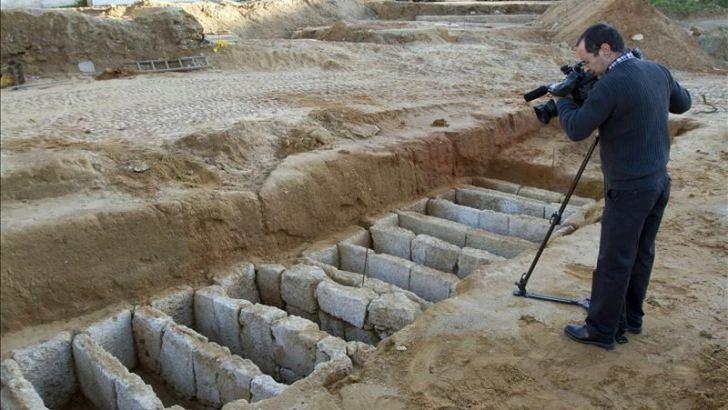Hallazgo arqueológico en Cádiz