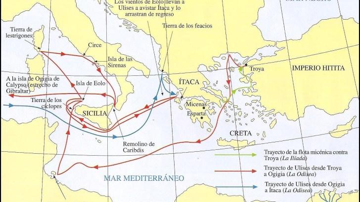 Los viajes de Ulises (I)