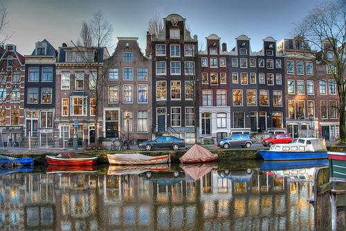 Especial San Valentín: ciudades del amor – Ámsterdam