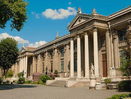 Los 10 mejores museos no dedicados al Arte (II) - museo-arqueologico-estambul1