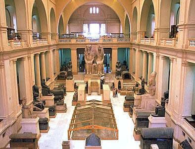 Los 10 mejores museos no dedicados al Arte (I) - museo-en-el-cairo1