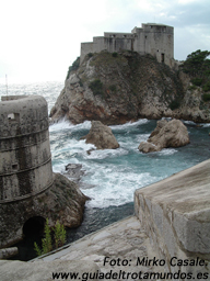Dubrovnik, la Perla del Adriático