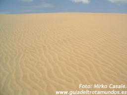 ¡Cuidado con la arena coriana!
