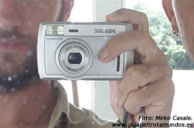 Sobre las fotos y videos