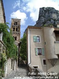 Bienvenidos al pueblo más lindo del mundo: Moustiers-sainte-Marie
