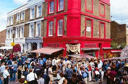 Continuamos con las 10 calles más famosas de Londres