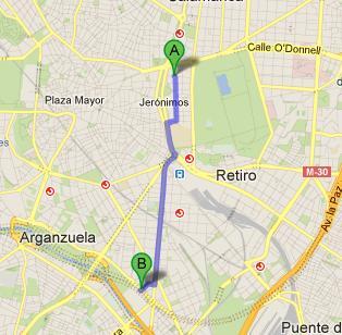 Tres lugares en Madrid que los trotamundos lectores amarán - Dibujo