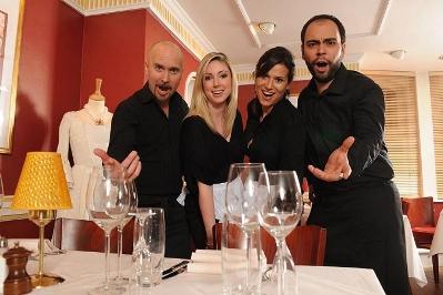 5 lugares chocantes para cenar en Londres - 3ae1196e735f8459be4e99ae791a49601