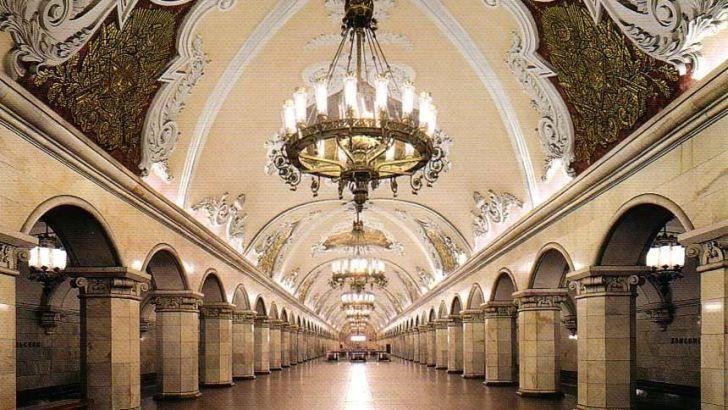 Un museo bajo tierra