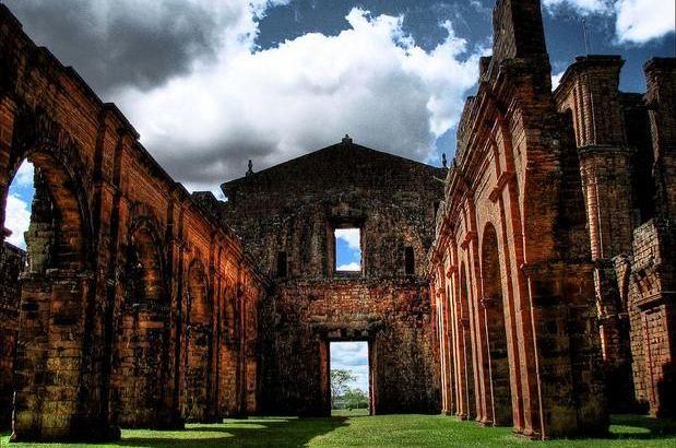 Ruinas de San Miguel Arcángel