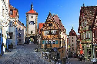 Rothenburg ob der Tauber (Alemania)