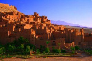 Ait Benhaddou en Marruecos: una ciudadela de barro cinematográfica - ait-benhaddou-8-300x199