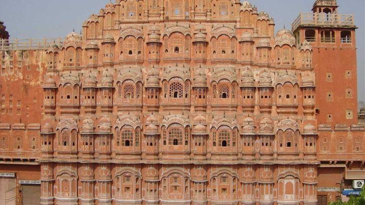 Jaipur, la ciudad rosa