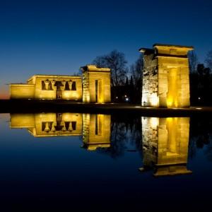 El Templo de Debod en Madrid - templo-debod-3-300x300