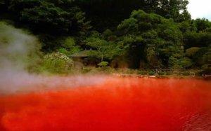 Los nueve infiernos de Beppu, Japón. - Beppu-Infierno-Rojo-300x187