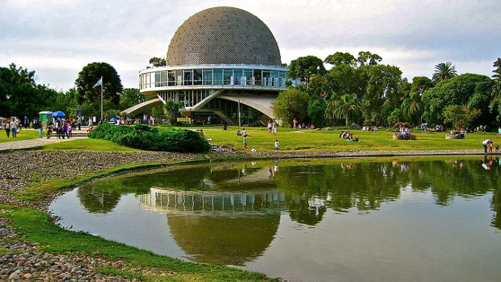 Planetario Galileo Galilei de Buenos Aires