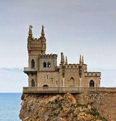 Castillo Nido de Golondrina - Castillo-Nido-de-Golondrina-286x300