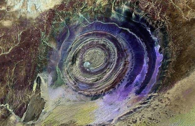 El Ojo del Sáhara