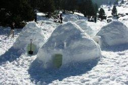 Ohmamiglú: los iglús del pirineo. - Iglús-La-Molina-300x198
